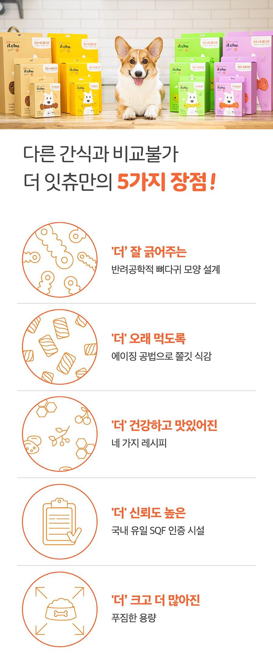 [EVENT] it 더 잇츄 브라운 M (8개입)-상품이미지-5